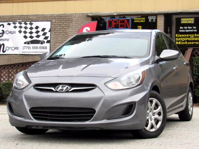 2013 Hyundai Accent GLS 4-Door