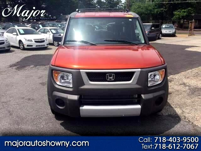 2005 Honda Element LX 4WD 4-spd AT