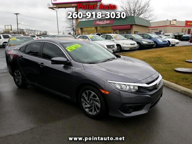 2017 Honda Civic EX Honda Sensing Sedan CVT