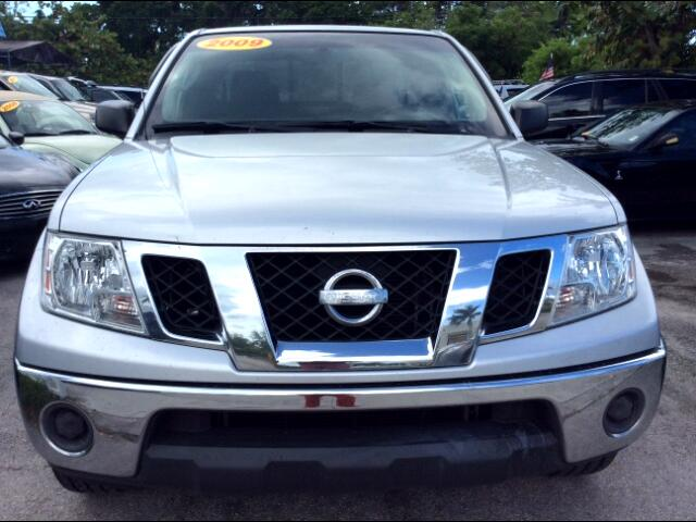 2009 Nissan Frontier SE King Cab 2WD
