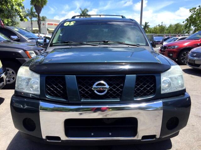 2005 Nissan Armada SE 2WD