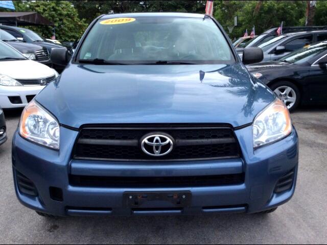 2009 Toyota RAV4 4-Door 2WD