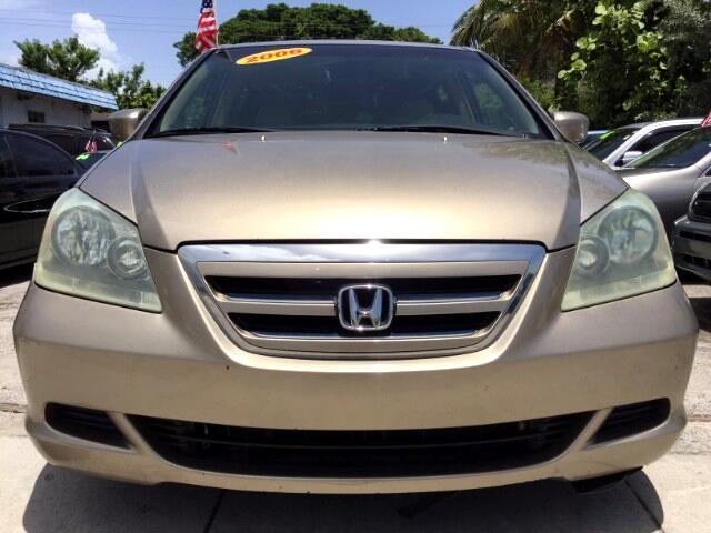 2006 Honda Odyssey EX-L w/ DVD