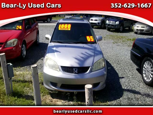 2005 Honda Civic EX Coupe AT