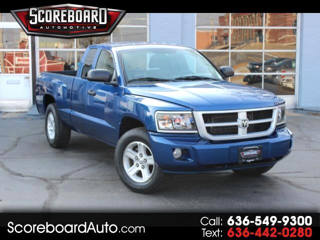 2010 Dodge Dakota SXT Club Cab 4WD
