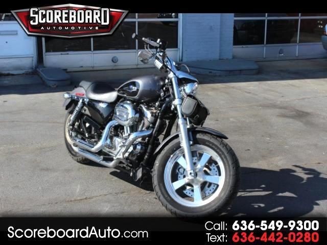 2014 Harley-Davidson XL1200C SPORTSTER 1200C