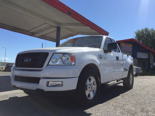 Used Cars in Las Vegas 2005 Ford F-150