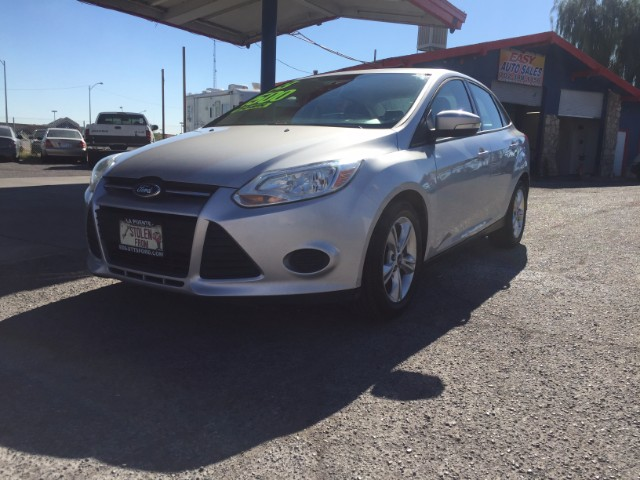 Used Cars in Las Vegas 2013 Ford Focus