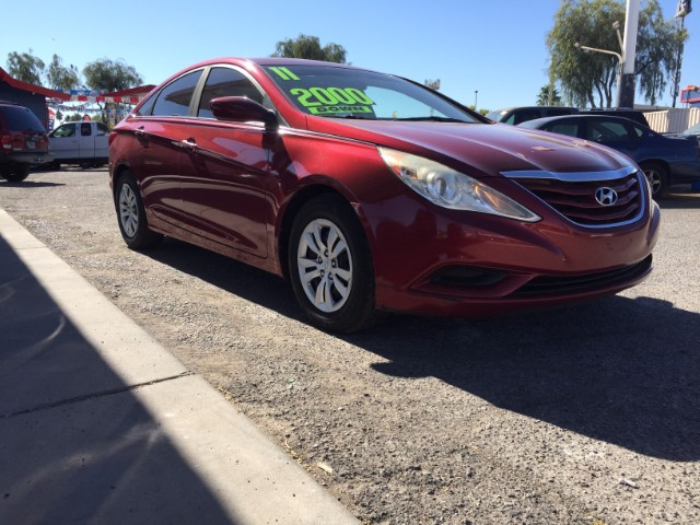 Used Cars in Las Vegas 2011 Hyundai Sonata