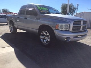 Used Cars in Las Vegas 2003 Dodge RAM 1500