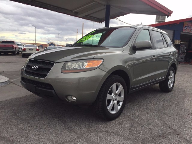 Used Cars in Las Vegas 2007 Hyundai Santa Fe