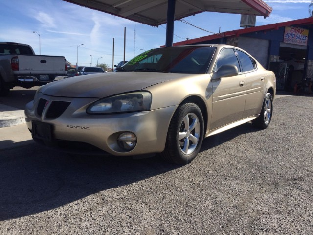 Used Cars in Las Vegas 2005 Pontiac Grand Prix