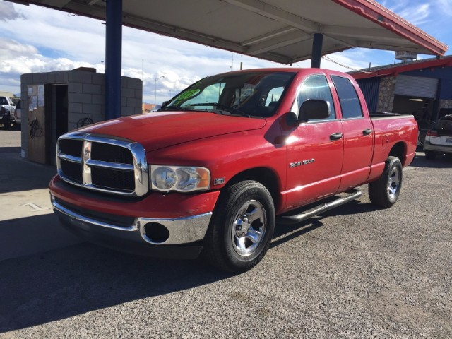 Used Cars in Las Vegas 2005 Dodge RAM 1500