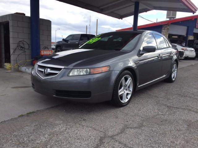 Used Cars in Las Vegas 2005 Acura TL