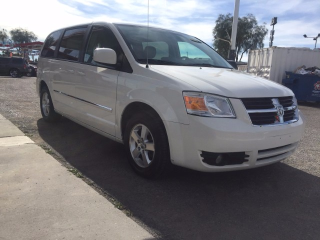 Used Cars in Las Vegas 2008 Dodge Grand Caravan