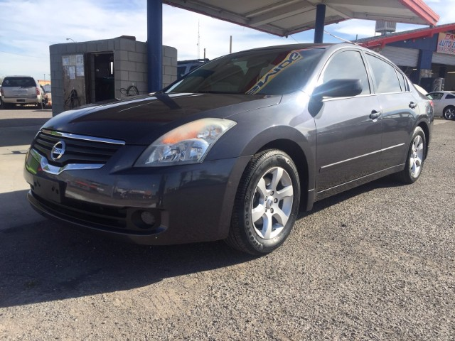Used Cars in Las Vegas 2008 Nissan Altima