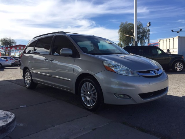 Used Cars in Las Vegas 2008 Toyota Sienna