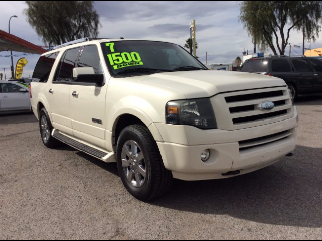 Used Cars in Las Vegas 2007 Ford Expedition