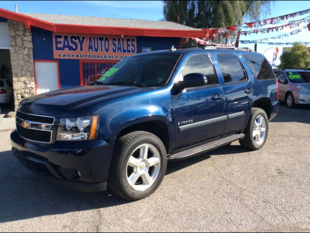 Used Cars in Las Vegas 2007 Chevrolet Tahoe