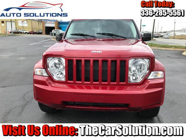 2010 Jeep Liberty 4dr Sport 4WD