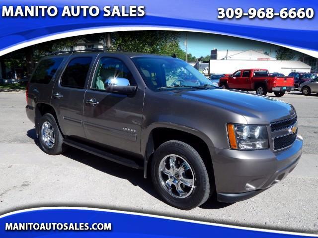 2012 Chevrolet Tahoe 2LT+ 4WD