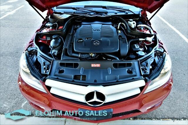 2013 Mercedes-Benz C-Class C350 Coupe