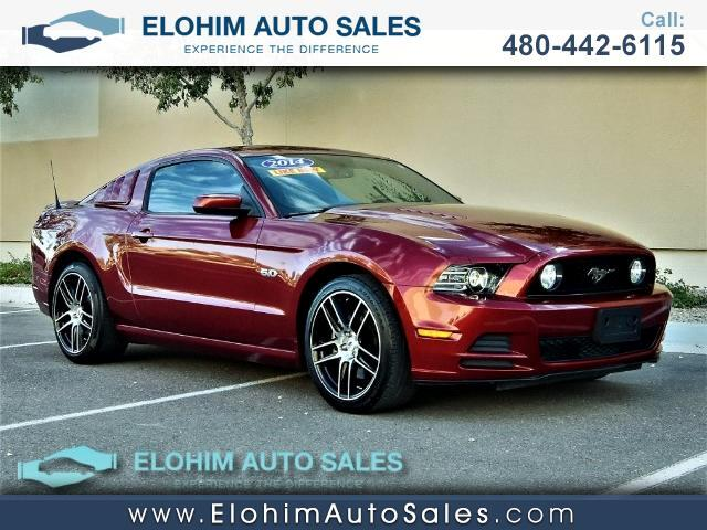 2014 Ford Mustang GT Coupe