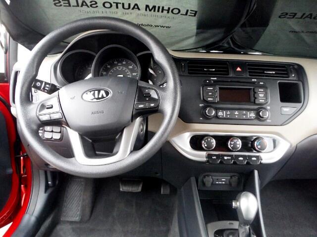 2015 Kia Rio LX