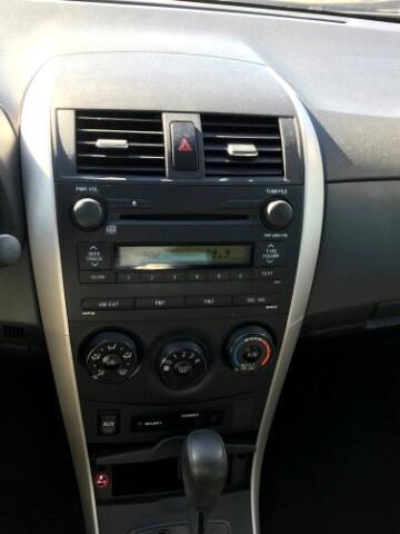 2009 Toyota Corolla S 4-Speed AT