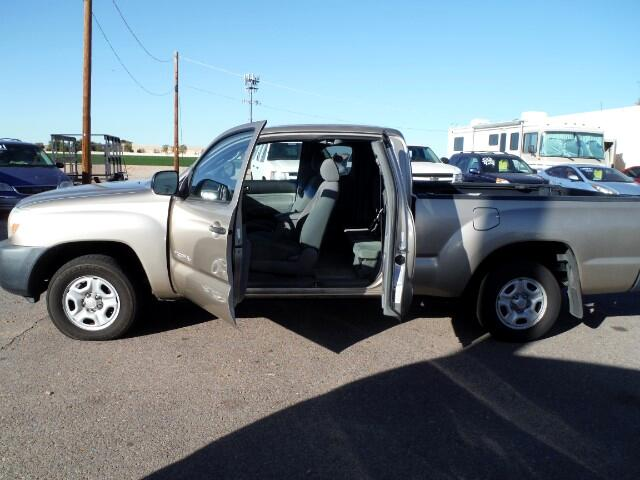 2005 Toyota Tacoma Access Cab I4 Manual 2WD