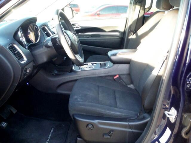 2013 Dodge Durango SXT RWD
