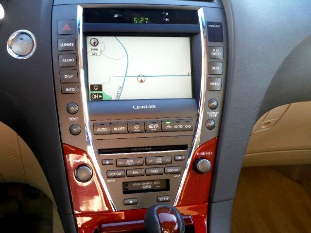 2007 Lexus ES 350 Sedan