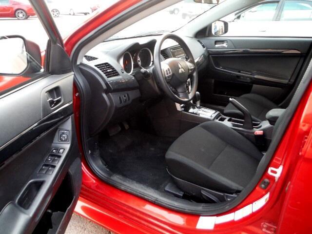 2016 Mitsubishi Lancer ES CVT