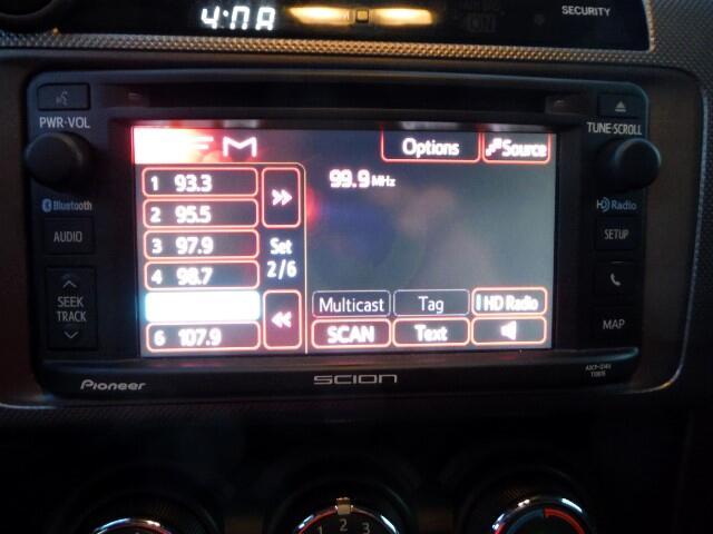 2014 Scion tC Sports Coupe 6-Spd AT