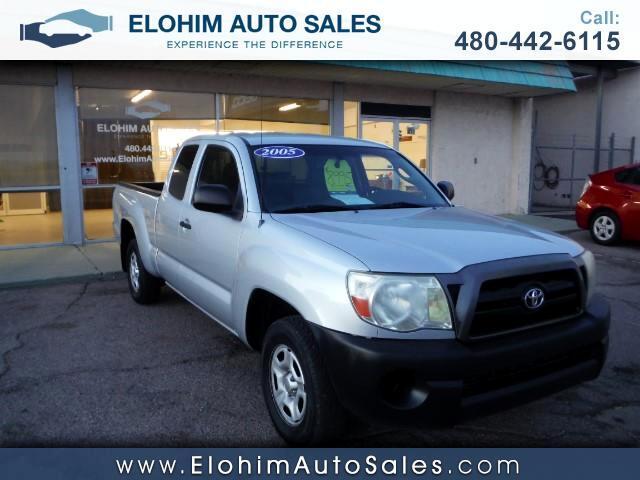 2005 Toyota Tacoma Access Cab I4 Automatic 2WD