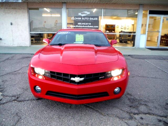 2011 Chevrolet Camaro RS Coupe