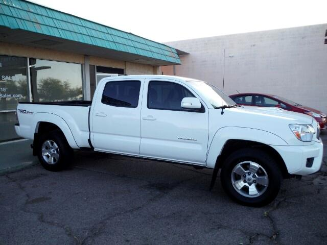 2015 Toyota Tacoma Double Cab Long Bed V6 5AT 4WD