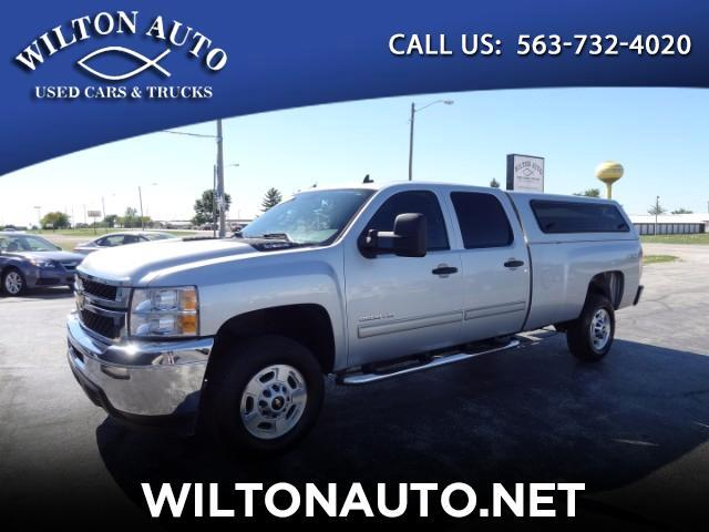 2013 Chevrolet Silverado 2500HD LT Crew Cab Long Bed 4WD