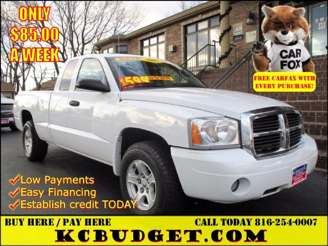 2007 Dodge Dakota SLT Club Cab 2WD
