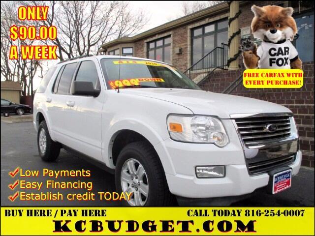 2010 Ford Explorer XLT 4WD