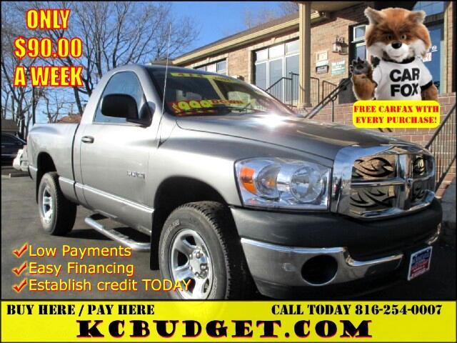 2008 Dodge Ram 1500 SLT 4WD