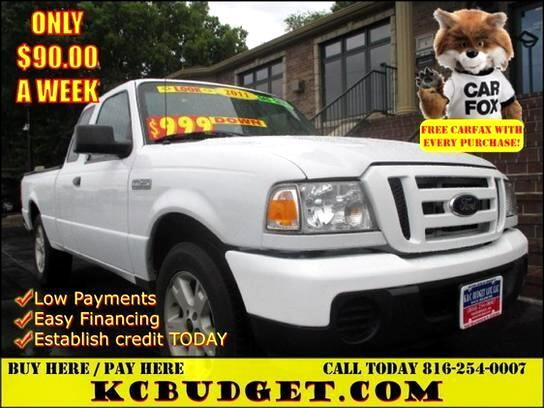 2011 Ford Ranger Sport SuperCab 2WD