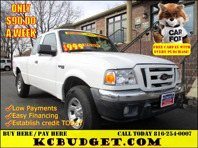2011 Ford Ranger Sport SuperCab 4WD