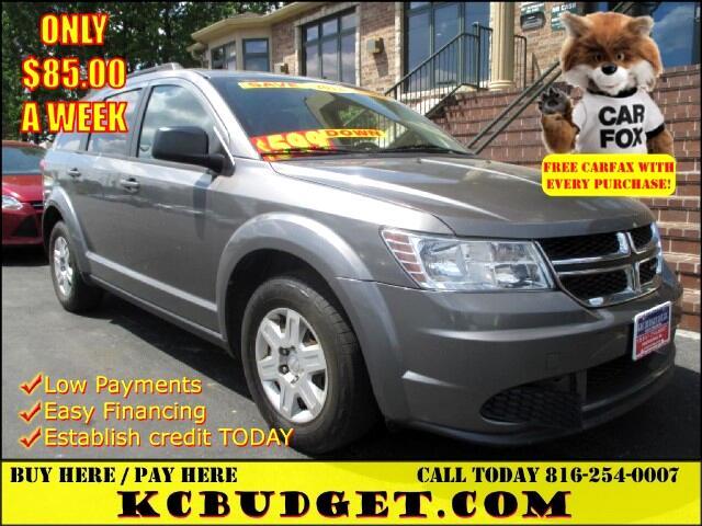 2012 Dodge Journey SE