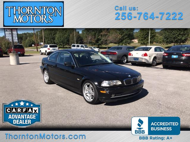 2002 BMW 3-Series 330Ci coupe