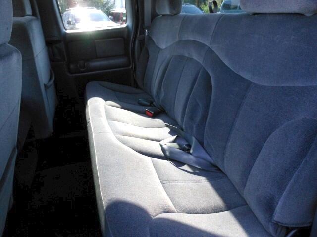 2001 GMC Sierra 1500 SLE Ext. Cab 4-Door Short Bed 4WD