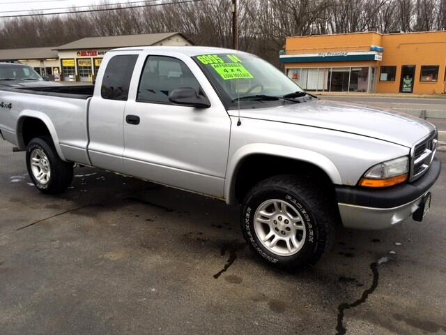 2004 Dodge Dakota Sport Club Cab 4WD
