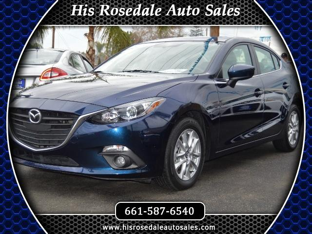 2015 Mazda MAZDA3 I Grand Touring AT 4-Door