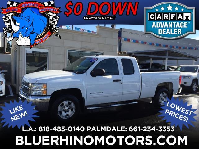 2012 Chevrolet Silverado 1500 LT Ext. Cab 2WD