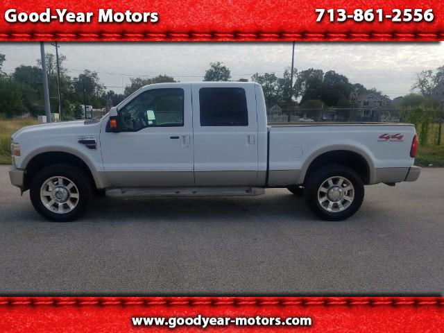 2009 Ford F-250 SD King Ranch Crew Cab 4WD